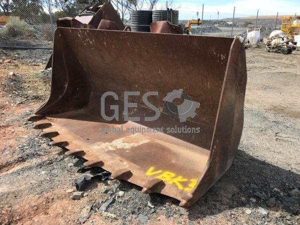 Volvo L70 Quick Hitch Bucket BK3