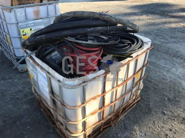 Package of Hose Fittings and Hoses