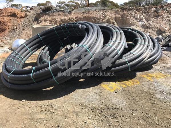 David Moss DN110 PN16 Pipe x 5 Roll Package