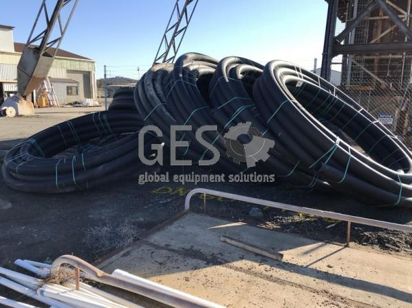 David Moss DN160 PN16 Pipe x 7 Roll Package