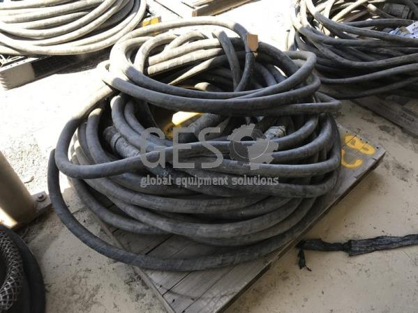 35 mm2 Jumbo Extension lead x 50 mtrs with Crouse-Hinze Plugs C8