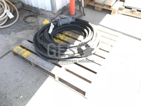 16 mm2 Jumbo Extension lead x 50 mtrs with Crouse-Hinze Plugs C18