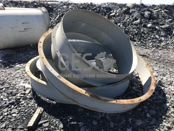 1500 mm Fan Cowlings