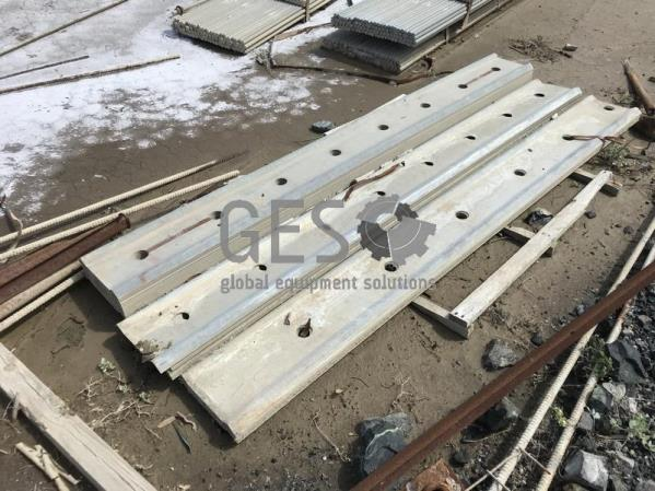 W Strips Galvanised Package