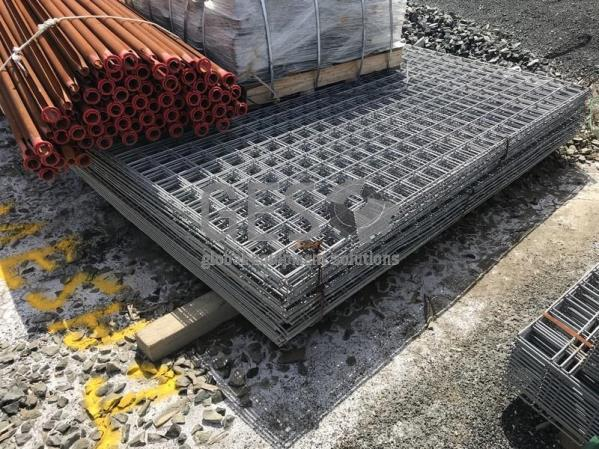 Mesh 1.7 x 2.4mtr Galvanised Package
