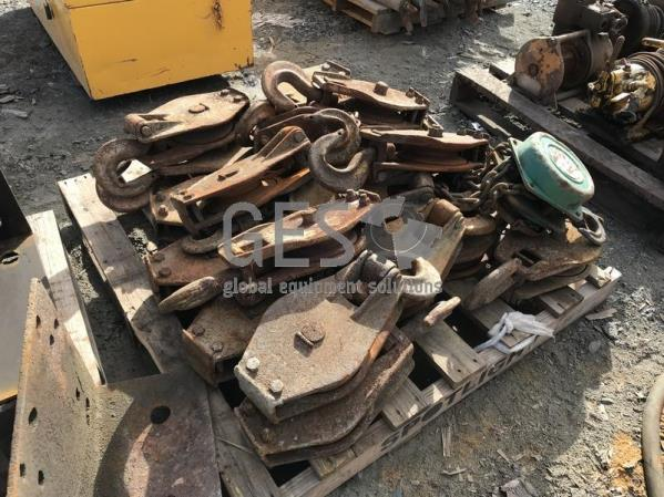Winch Pulleys x 1 Pallet