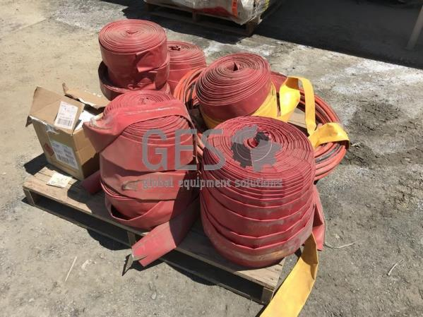 Lay flat Hose Red x 1 Pallet