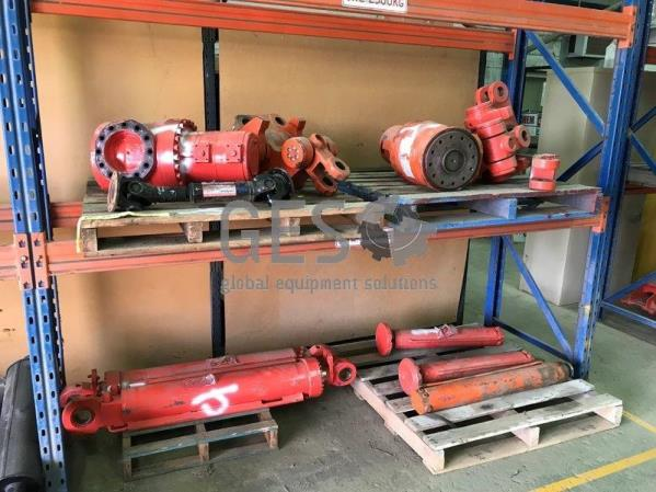 Sandvik Parts Package DD420