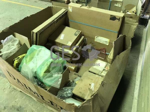 Caterpillar Parts Package AD45B & R1700G x 2 Cardboard Crates
