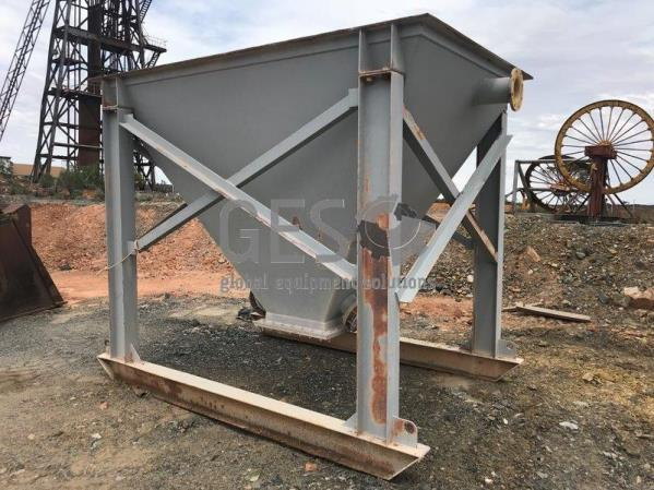 Steel Tank on Skid