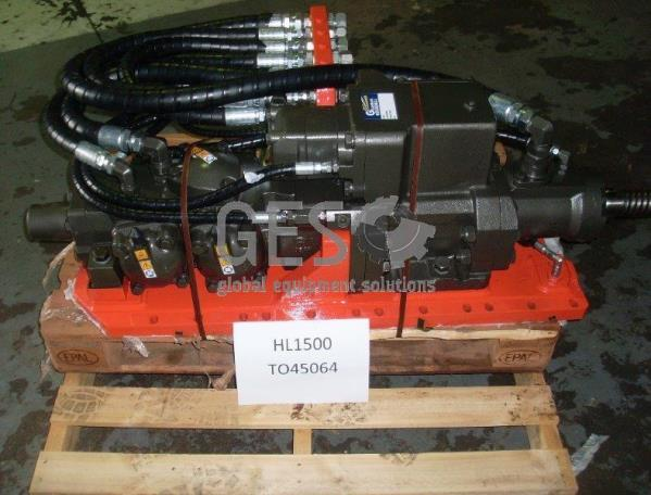 Sandvik HL1500 Reconditioned TO45064