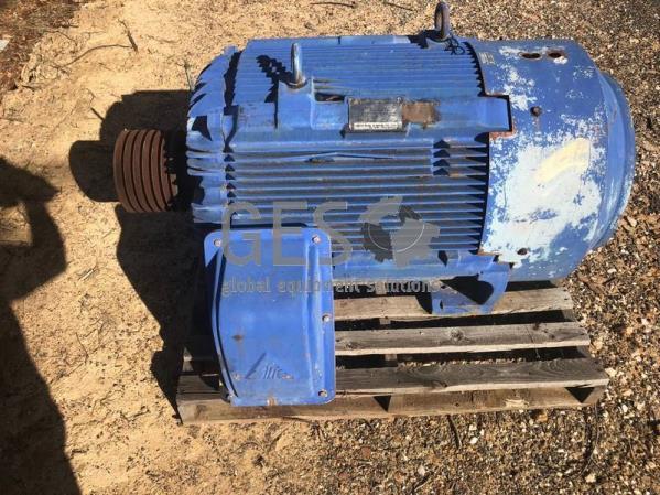 Teco 132 Kw 1000 volt 8 Pole D315C Frame electric motor