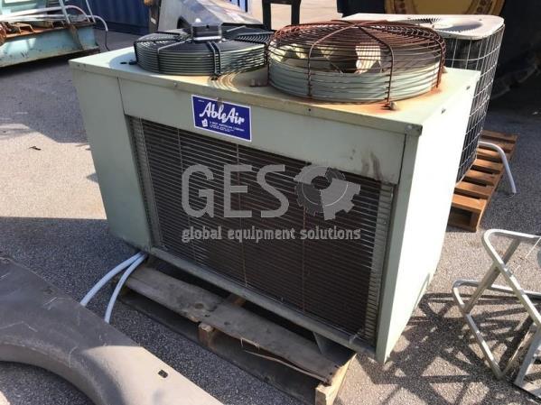 Able Air Air Conditioner Condenser Unit
