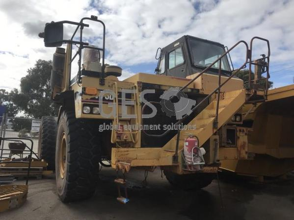 1998 Caterpillar 773D Chassis Only on Run Outs