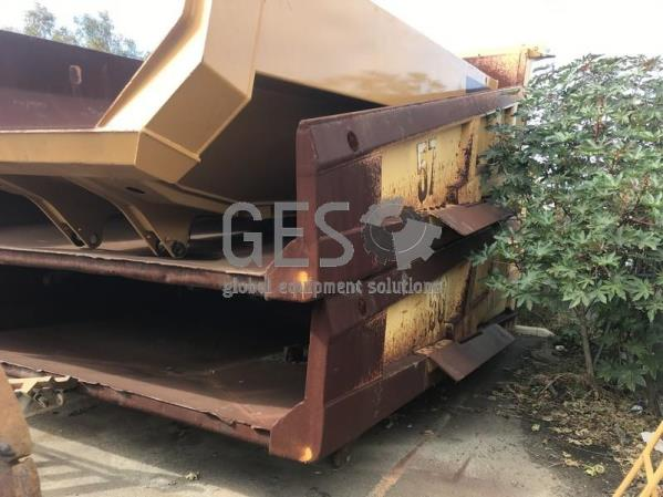 Caterpillar Dump Body Part No 137-7156 to suit 773E Used