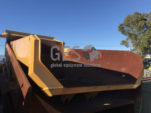 Caterpillar Dump Body to suit 740B Used Tray Only