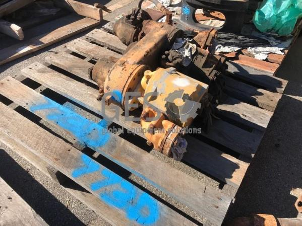 UNRESERVED Caterpillar Pump Drive to suit 773D