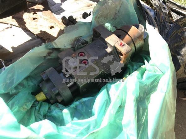 UNRESERVED Hydraulic Pump UNUSED