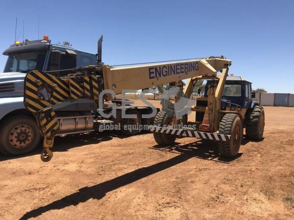 BHB 10 Tonne Yard Crane