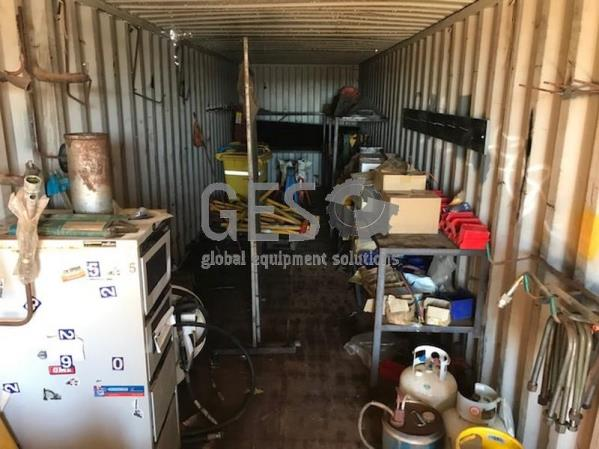 20 ft Container including contents