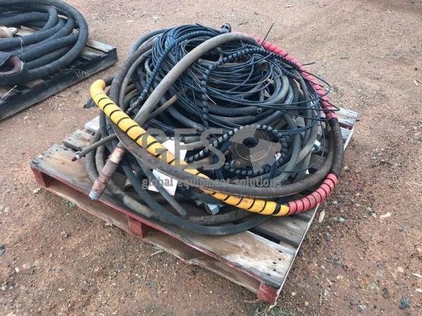 Pallet used hoses Item ID: 3513