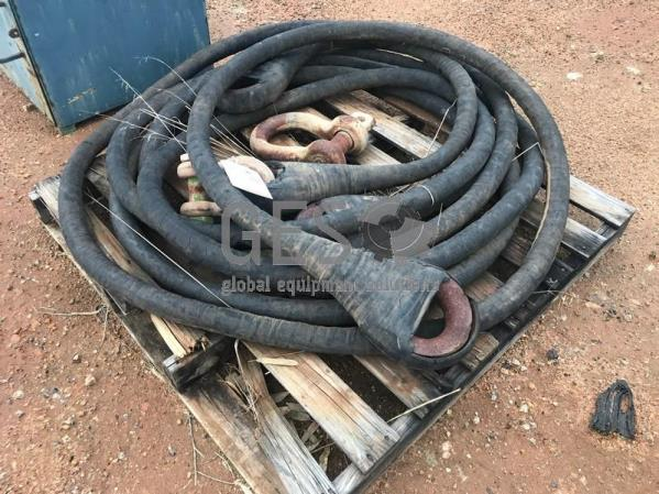 Recovery steel ropes x 2 Item ID: 3514