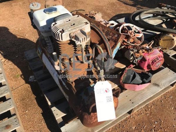 Compressor & Compressor Parts  Item ID: 3522