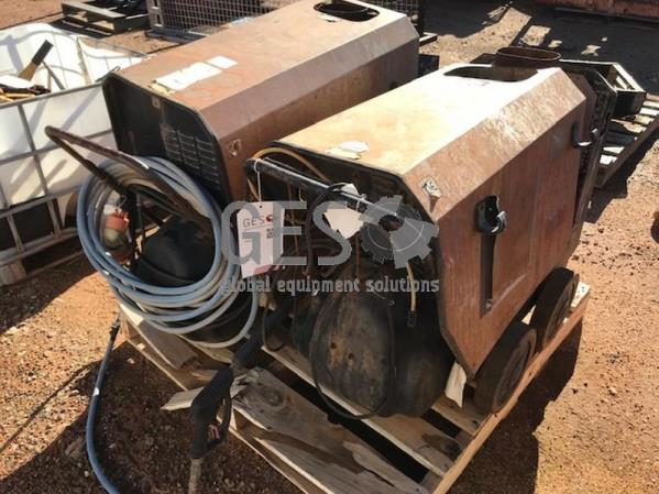 Pressure Washers x 2 NON Operational Item ID: 3525