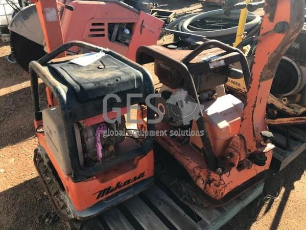 Unreserved MVH406DSN x 2 units NON Operational Item ID 3527