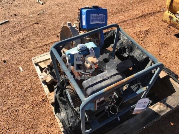 Diesel pumps drives in Parts X 2 Item ID: 3540