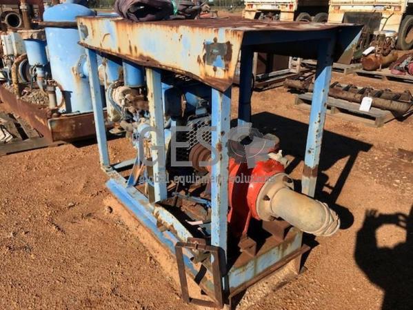 Centrifugal Pump Diesel Driven Item ID: 3542