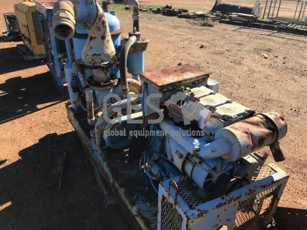 Unreserved Diesel Pump Package Item ID 3543