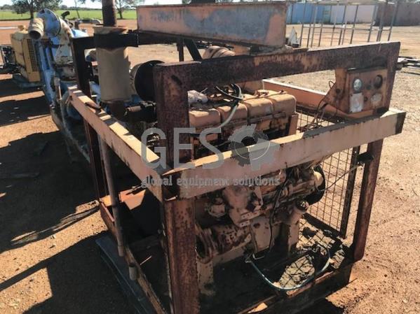 Diesel Pump Package Item ID: 3544