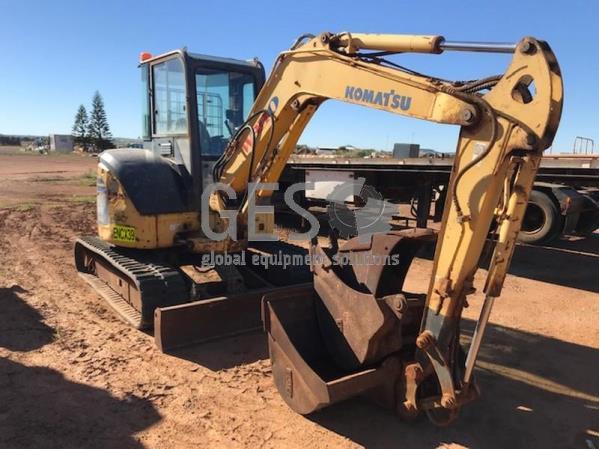 Komatsu PC40-MR2 Excavator
