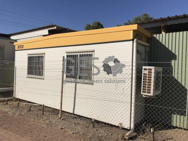 Atco Office Block 6 x 6 mtr 2 Floors