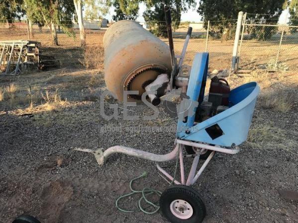 Custom Cement Mixer