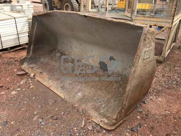 Caterpillar Bucket GP USED to suit Caterpillar IT 100-AT-033