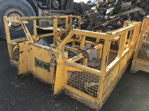 PJL Group Fan Stage Work Basket to suit Volvo IT 100-AT-040