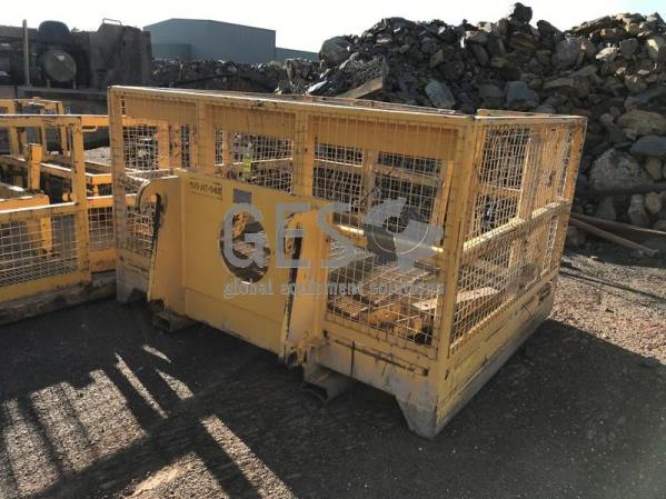 2016 PJL Group Work Basket to suit Volvo IT 100-AT-048