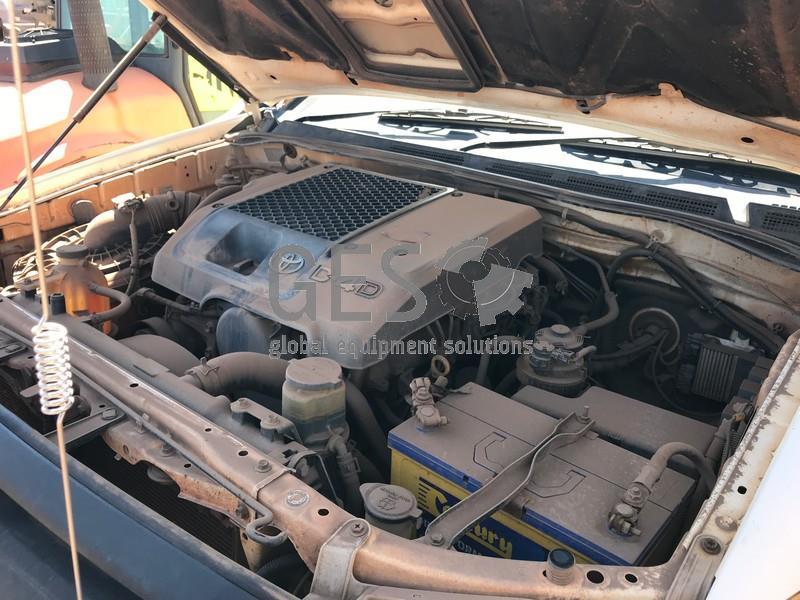 2006 Toyota Hilux 150 SER 3.0 D-4D Dual Cab LV900 image 6
