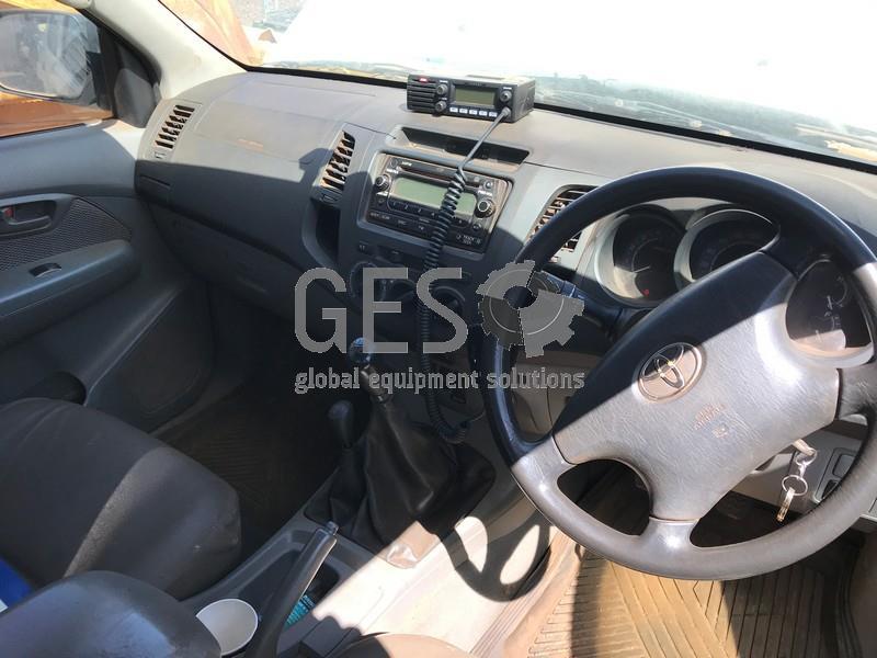 2006 Toyota Hilux 150 SER 3.0 D-4D Dual Cab LV900 image 17