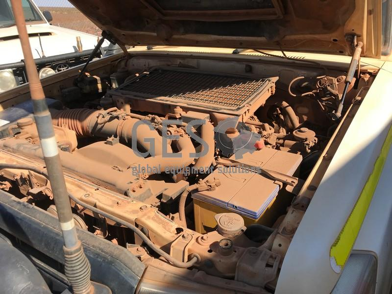 2008 Toyota VDJ79R Landcruiser V8 Tray Back LV862 image 25