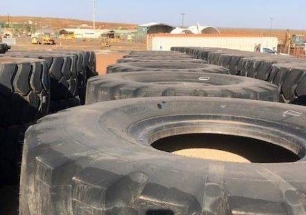 Goodyear 875/65 R33 RT-4D 6S L4 OTR Tyres