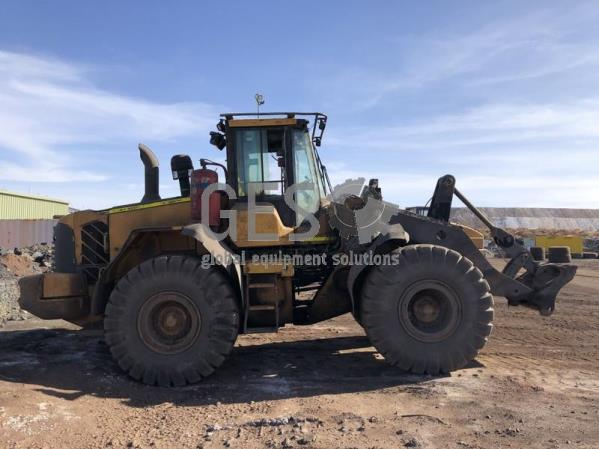 Volvo L120F Tool Carrier IT008