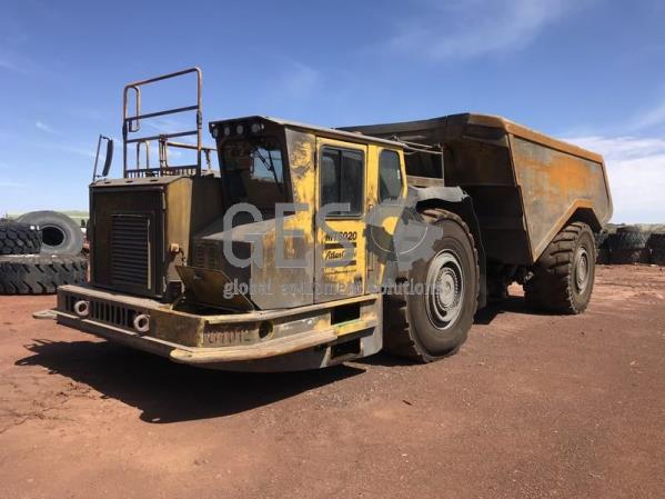 2011 Atlas Copco MT6020 Underground Truck UT012