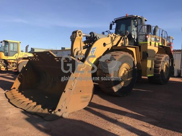 Caterpillar 988K Wheel Loader EL019