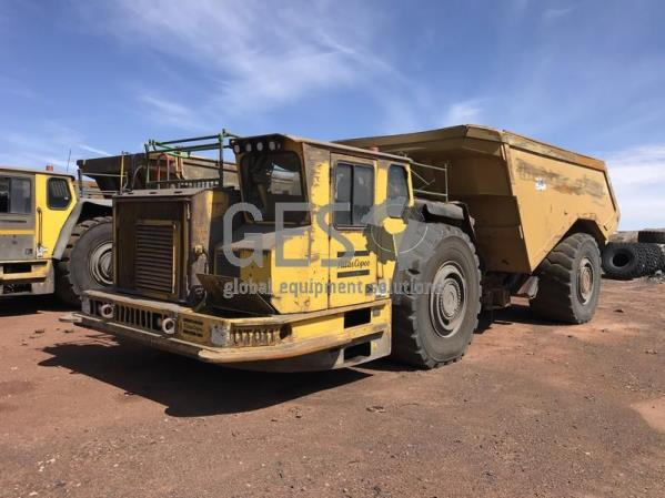 2011 Atlas Copco MT6020 Underground Truck UT011