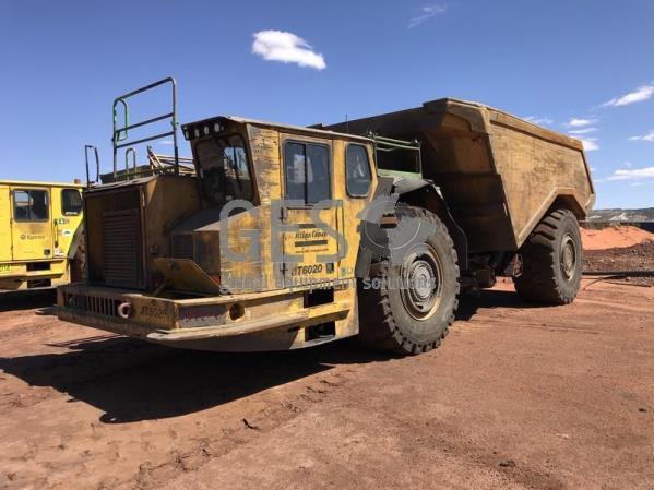 2011 Atlas Copco MT6020 Underground Truck UT010