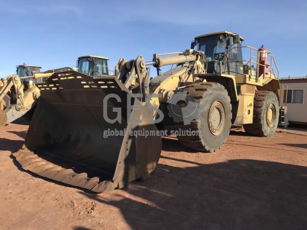2010 Caterpillar 988H Wheel Loader EL016