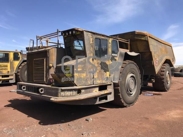 2011 Atlas Copco MT6020 Underground Truck UT013